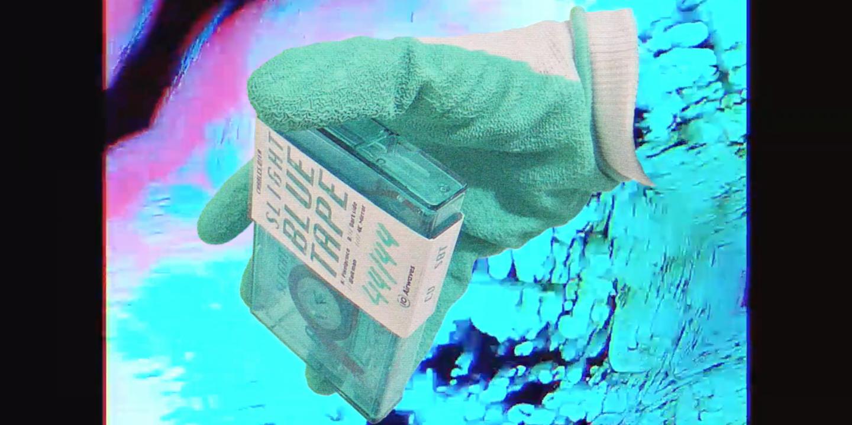 Slight Blue Tape [Cassette Commercial]